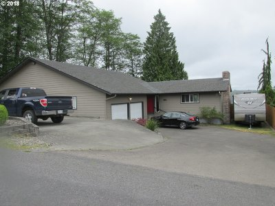 Cowlitz County Single Family Home For Sale: 29 Parke Ln