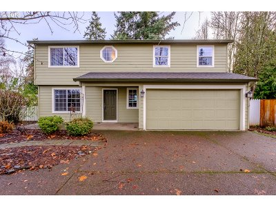 Canby Single Family Home For Sale: 1416 S Birch Ct