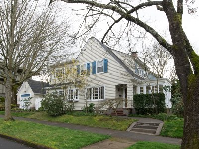 Portland Single Family Home For Sale: 305 SE 41st Ave