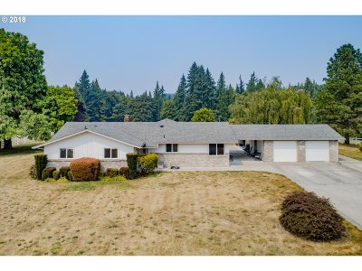 Ridgefield Single Family Home For Sale: 3400 S 10th Way