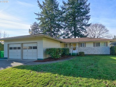 Portland OR Single Family Home Pending: $329,900