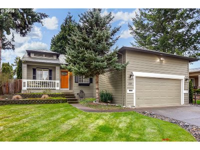 Beaverton Single Family Home For Sale: 337 SW Sutherland Way