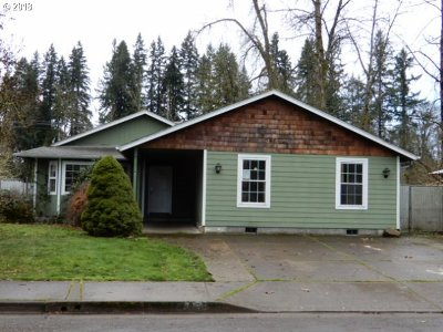 Springfield Single Family Home For Sale: 5077 Forsythia St