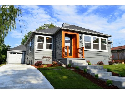 Single Family Home For Sale: 7022 N Borthwick Ave
