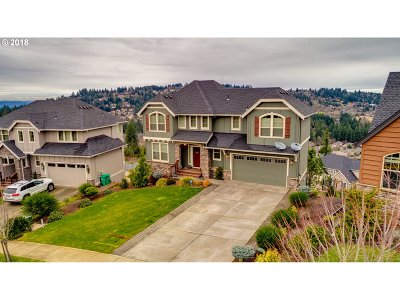 Happy Valley Single Family Home For Sale: 13627 SE Mountain Crest Dr