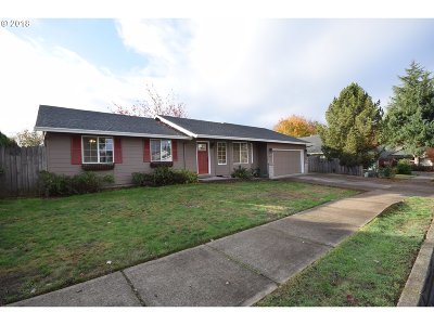 Oregon City Single Family Home For Sale: 19350 Rollins St