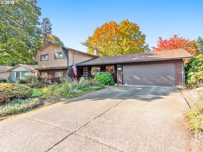 Oregon City Single Family Home For Sale: 21071 S Mossy Rock Ct