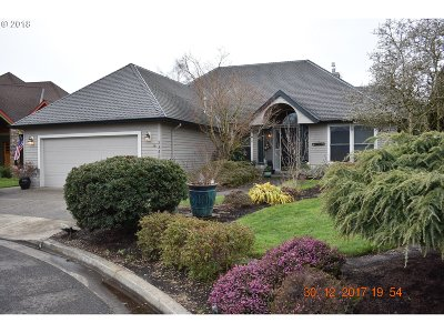 Woodburn Single Family Home For Sale: 2345 Miller Ct