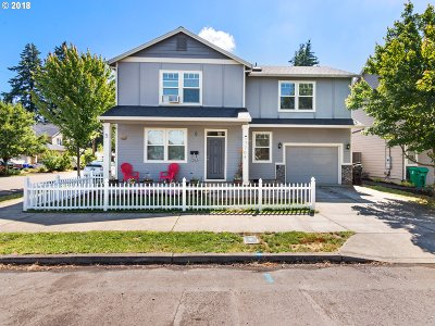 Single Family Home For Sale: 7704 SE 60th Ave
