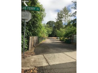 Portland Residential Lots & Land For Sale: 7009 SW Taylors Ferry Rd
