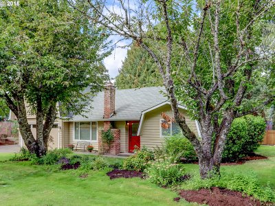 West Linn Single Family Home For Sale: 2635 Lafave St
