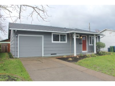 Woodburn Single Family Home For Sale: 1339 Quinn Rd
