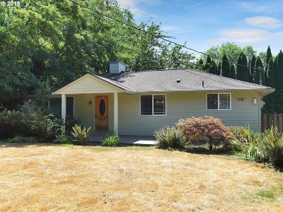 Portland OR Single Family Home For Sale: $420,000