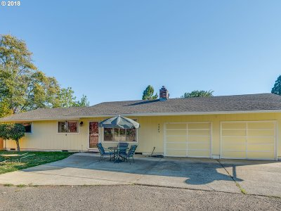 Milwaukie Single Family Home For Sale: 7485 SE Thiessen Rd