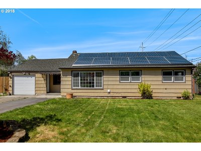 Single Family Home For Sale: 11625 SW 9th St