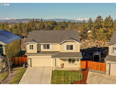 Bend Single Family Home For Sale: 63051 Amherst Pl