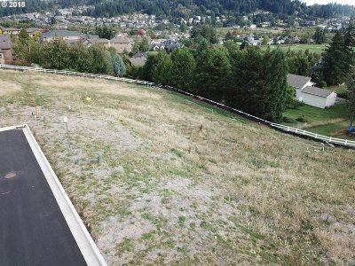 Happy Valley, Clackamas Residential Lots & Land For Sale: 13628 SE Valemont Ln