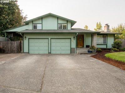 Eugene Single Family Home For Sale: 2495 Chuckanut St