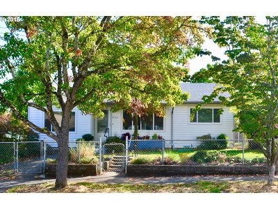 Single Family Home For Sale: 6116 NE 14th Ave