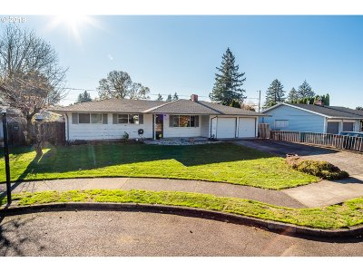 Portland Single Family Home For Sale: 16934 SE Salmon St