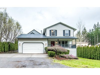 Happy Valley Single Family Home Pending: 11484 SE 129th Ave
