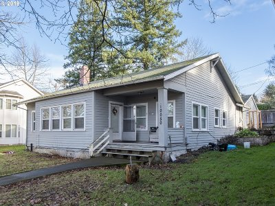 Portland Single Family Home For Sale: 10050 SW 80th Ave
