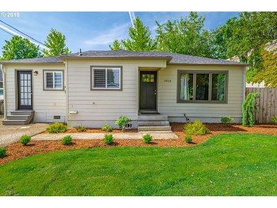 Salem Single Family Home For Sale: 3510 Midway Ave NE