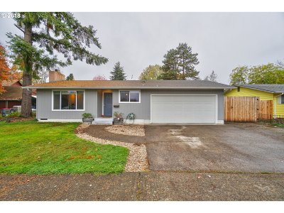 McMinnville Single Family Home For Sale: 2001 NW Birch St