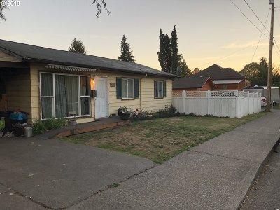 Single Family Home For Sale: 7931 N Hendricks St