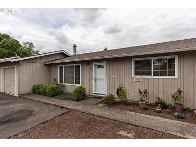 Canby Single Family Home Pending: 233 SE 3rd Ave