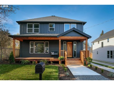 Portland Single Family Home Bumpable Buyer: 8271 SW 46th Ave
