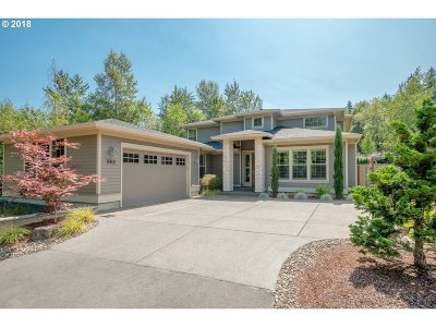 Lake Oswego Single Family Home For Sale: 862 Cedar St