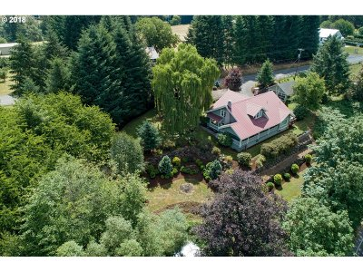 Single Family Home For Sale: 10137 S New Era Rd