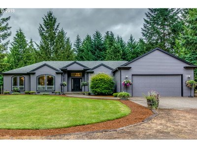 Oregon City Single Family Home For Sale: 16670 S Thayer Rd
