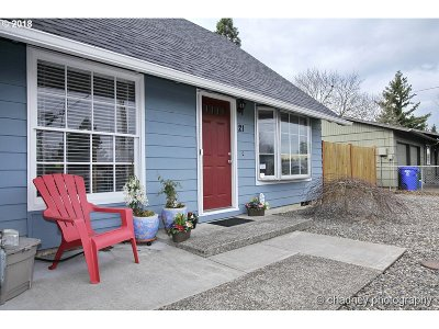 Single Family Home For Sale: 21 NE 194th Ave