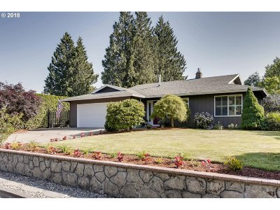 Single Family Home Pending: 17670 SW Cheyenne Way
