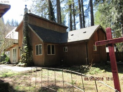 Estacada Single Family Home For Sale: 34225 SE Rainbow Rd