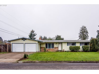 Eugene Single Family Home For Sale: 2051 N Park Ave
