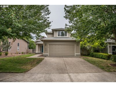 Single Family Home For Sale: 15700 NW Rondos Dr