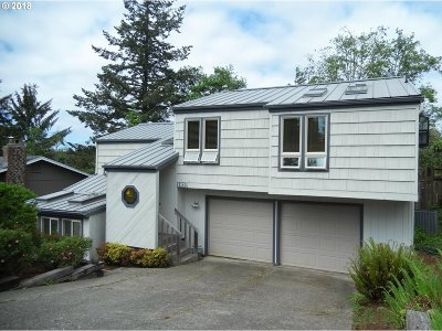 Coos Bay Single Family Home For Sale: 1820 Lincoln Rd