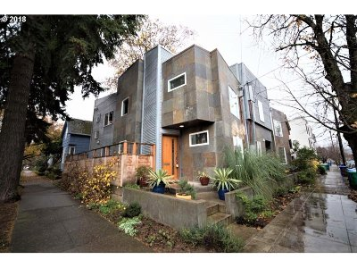 Portland Single Family Home For Sale: 1138 SE Lincoln St
