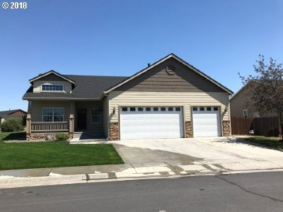Hermiston Single Family Home For Sale: 2105 NW Dawn Dr