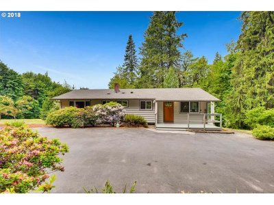Ridgefield Single Family Home For Sale: 17416 NW 31st Ave
