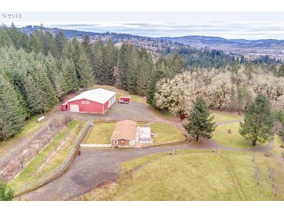 Yamhill Single Family Home For Sale: 16735 NW Rockyford Rd