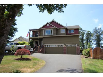 Washougal Single Family Home For Sale: 2173 N 3rd St