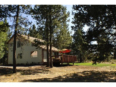 Bend Single Family Home For Sale: 55065 Marten Ln