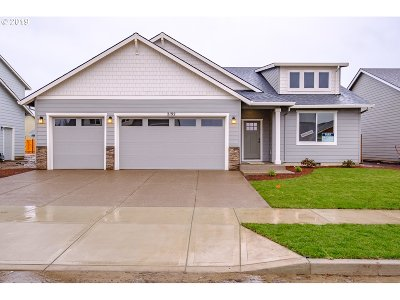 McMinnville Single Family Home For Sale: 2192 NW Shadden Dr