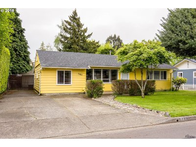 Florence Single Family Home For Sale: 2160 18th St