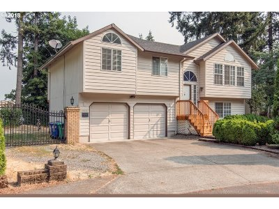 Single Family Home For Sale: 2928 SE 154th Ave