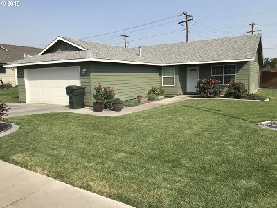 Hermiston Single Family Home For Sale: 1302 SW Suzanne Ct